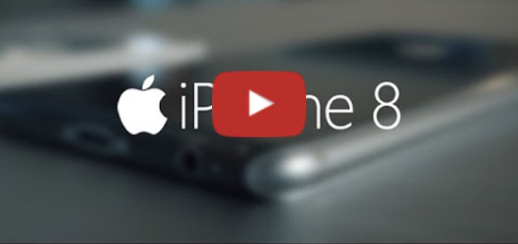 IPhone 8 Official Trailer